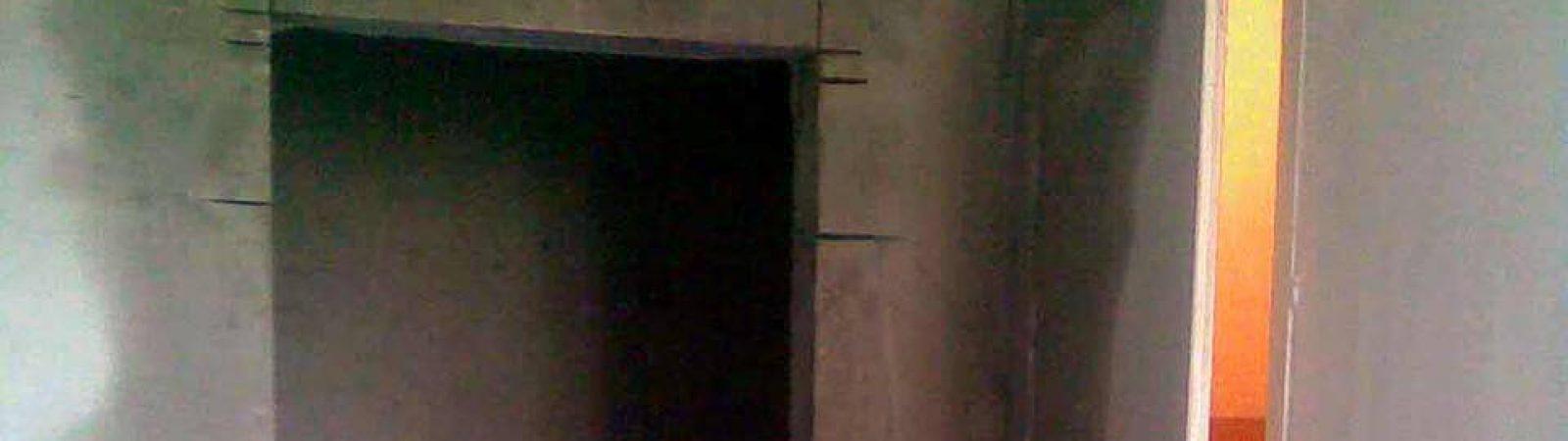 Комора в шахті ліфта