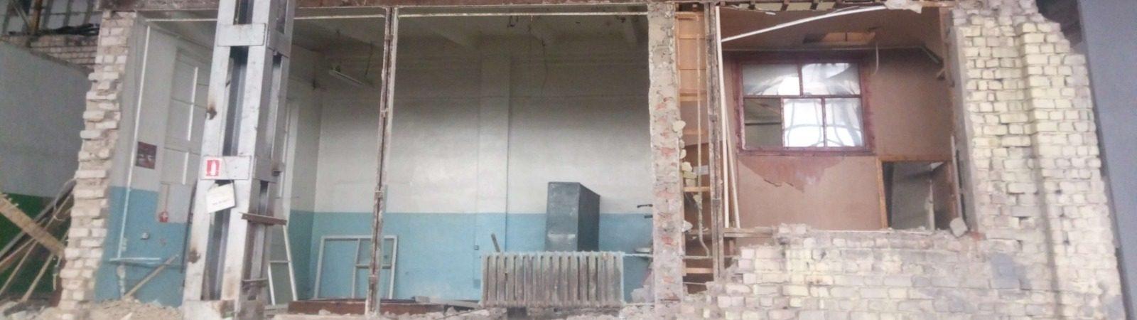 Перепланування будівель