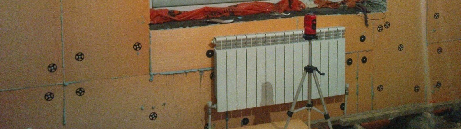 Утепление стен изнутри: особенности технологии, материалы