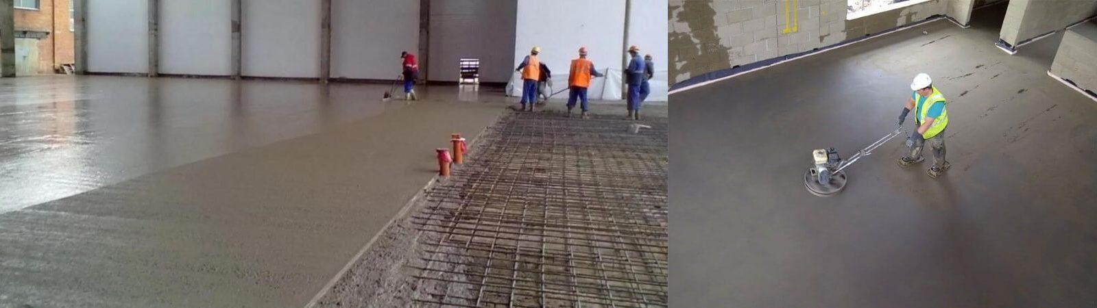 Що таке стяжка підлоги, основні види та особливості процесу