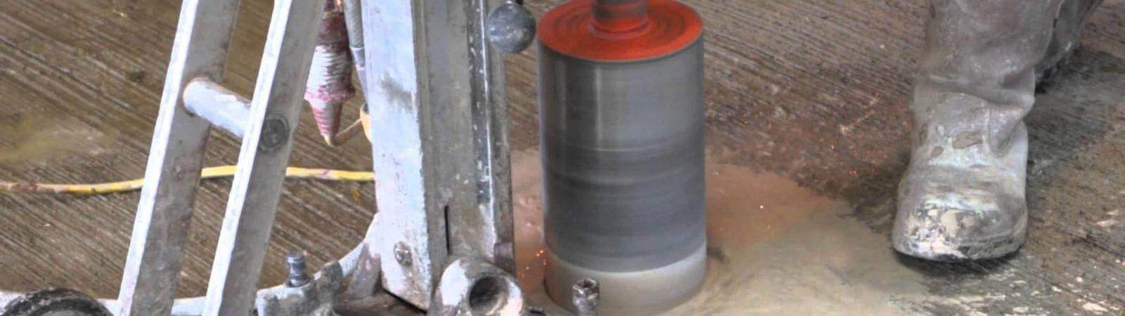 Чем сверлить бетон: выбор инструментов для алмазного сверления