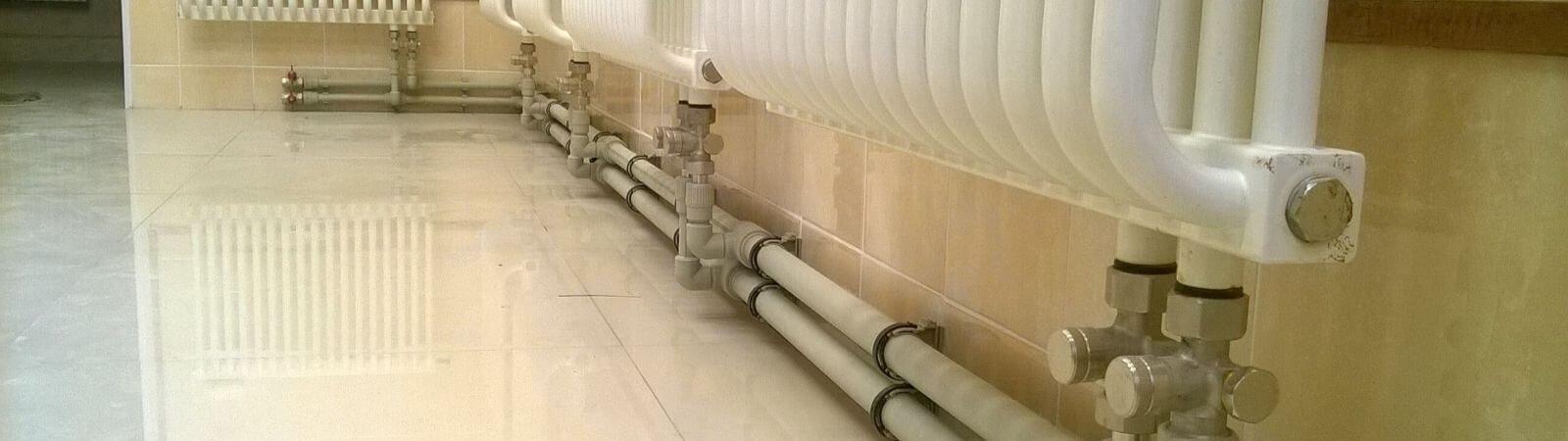 Прокладка труб отопления в частном доме, особенности процесса