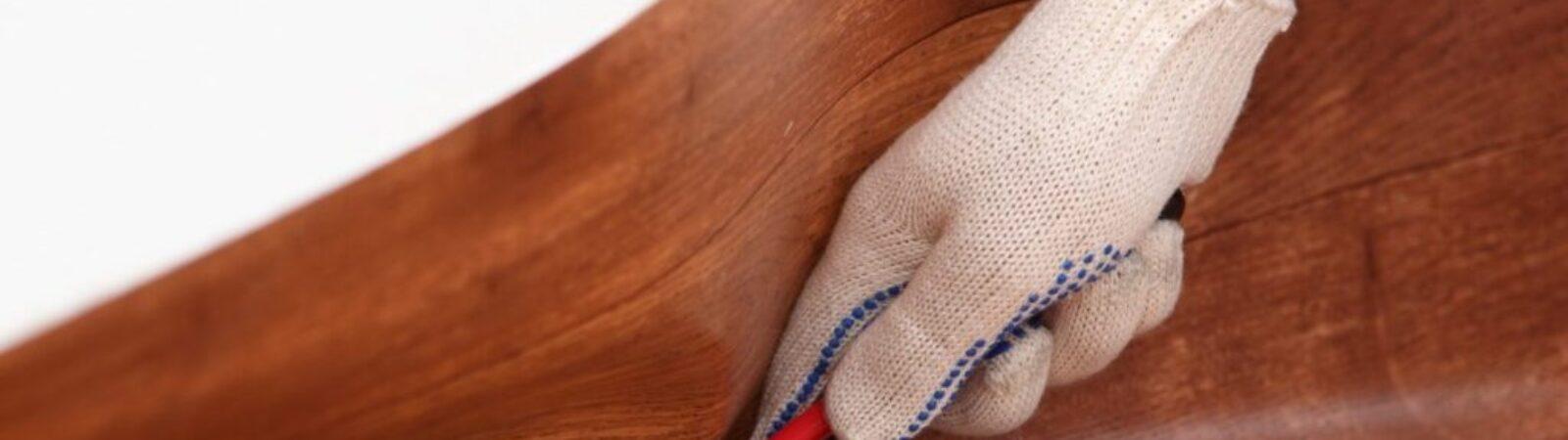 Можно ли стелить линолеум на деревянный пол