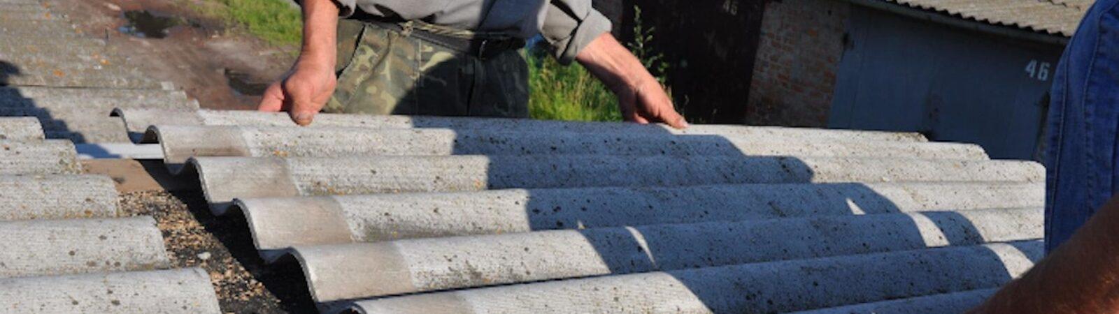 Как снять старый шифер с крыши, особенности демонтажа, основные этапы и меры предосторожности