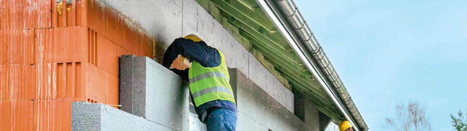 Как правильно утеплить фасад дома, какой лучше выбрать материал