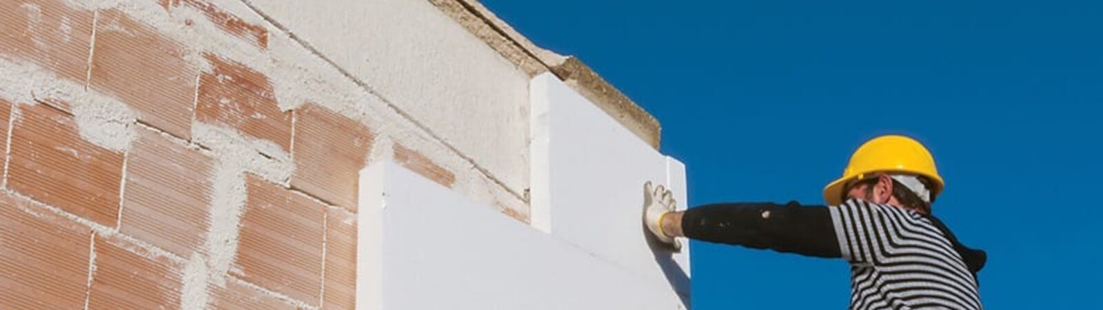 Как утеплять стены пенопластом: полезные советы