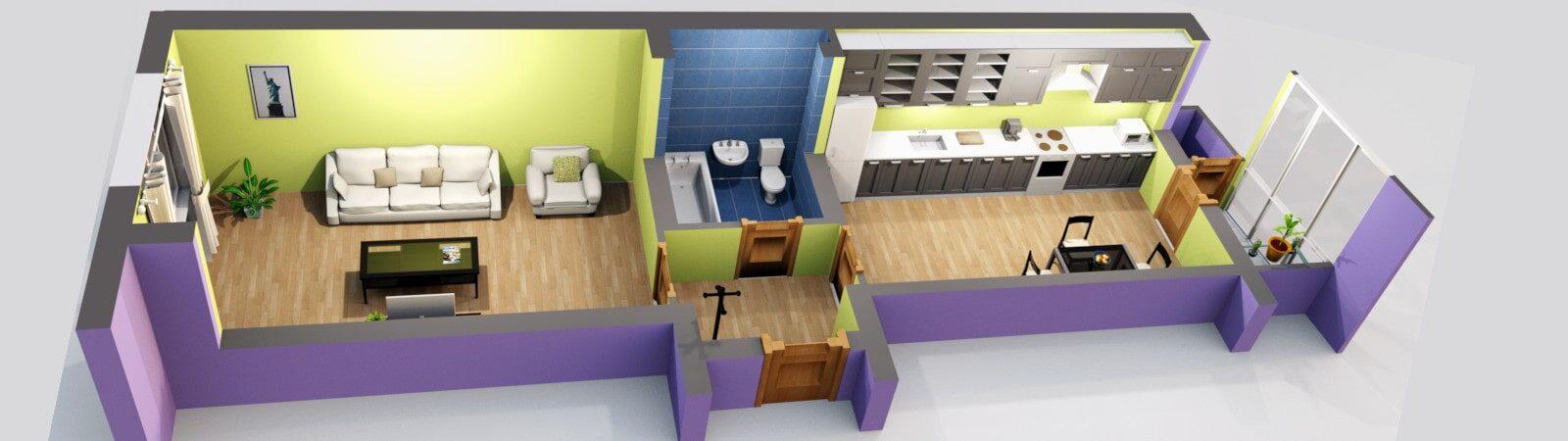 Як правильно перепланувати квартиру