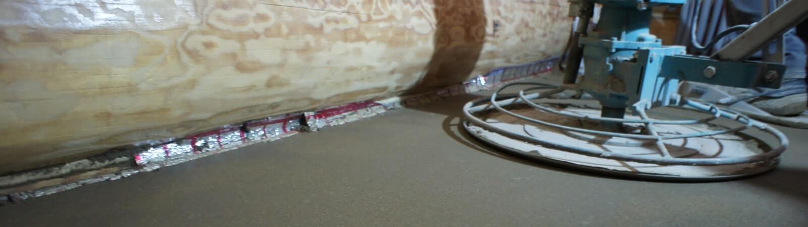 Як зробити стяжку під плитку