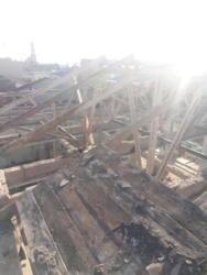 Демонтаж крыши кровли досок Харьков