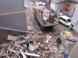 Сбор погрузка мусора Харьков
