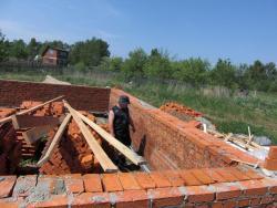 Кладка стен кирпича Харьков