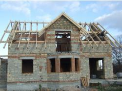 Строительство дома в Харькове цена