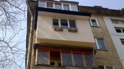 Сварка расширение балкона Харьков