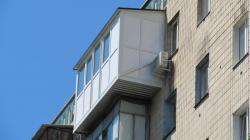 Сделать балкон в Харькове