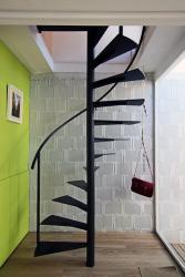 Винтовая лестница из металла Харьков