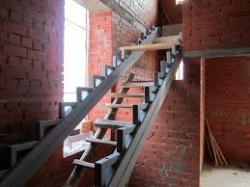 Сварка лестницы в доме Харьков