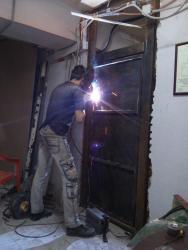 Изготовление сварка дверей Харьков