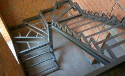 Сварка изготовление винтовой лестницы Харьков