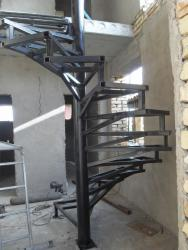 Сварка изготовление лестницы Харьков