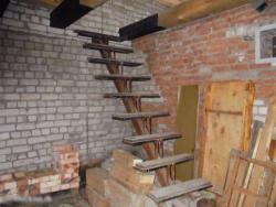 Сварочные работы сварка лестниц перил Харьков