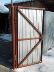 Заказать ворота в Харькове цена