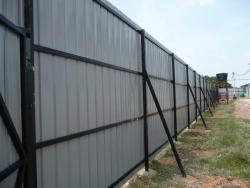 Забор для дачи Харьков