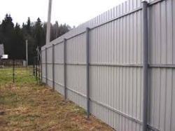 Забор из профлиста Харьков