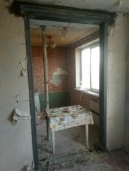 Усиление дверного проема кухня студия Харьков