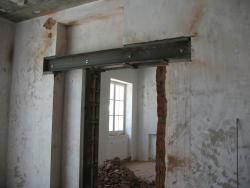 Усиление несущих, кирпичных стен Харьков